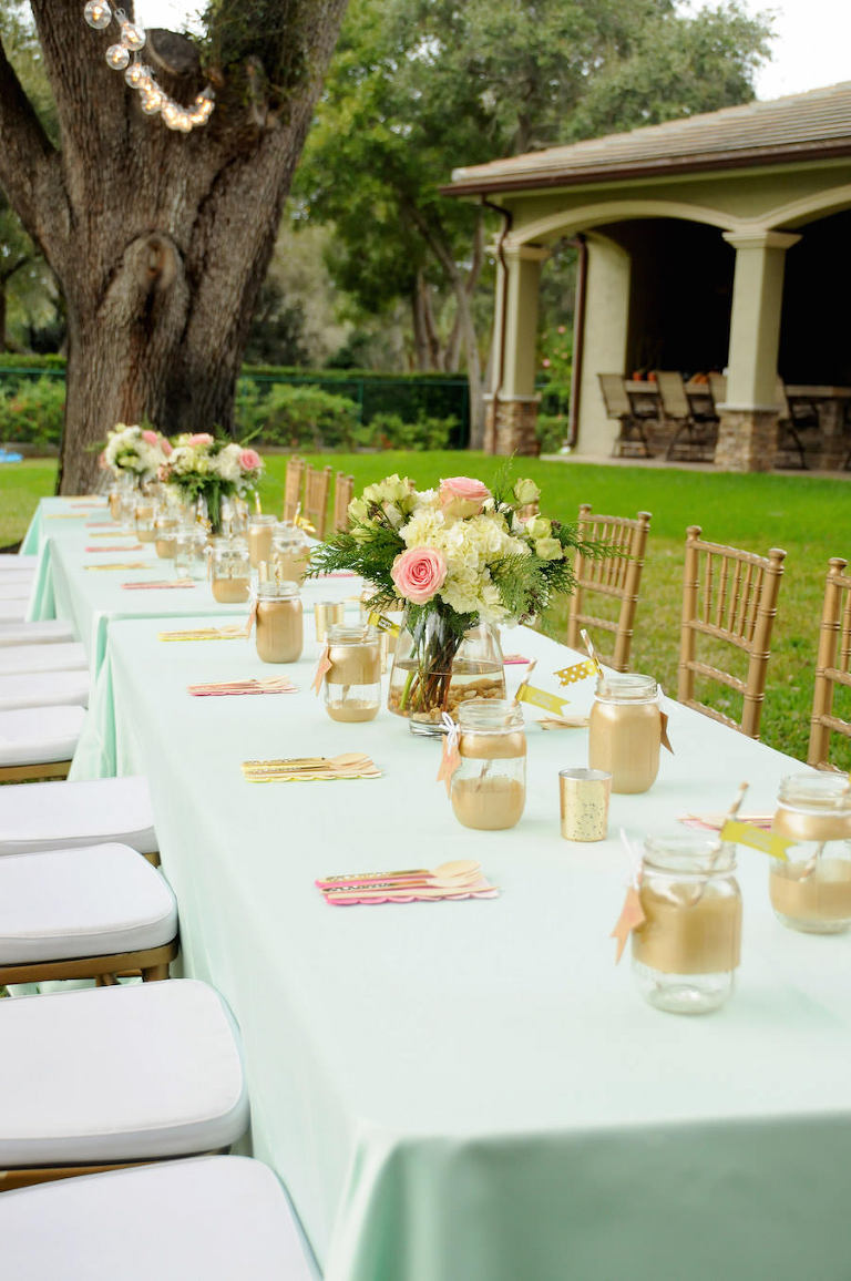Glamping Outdoor Birthday Party  St. Petersburg Child's Birthday Party Event Planner Parties a la Carte