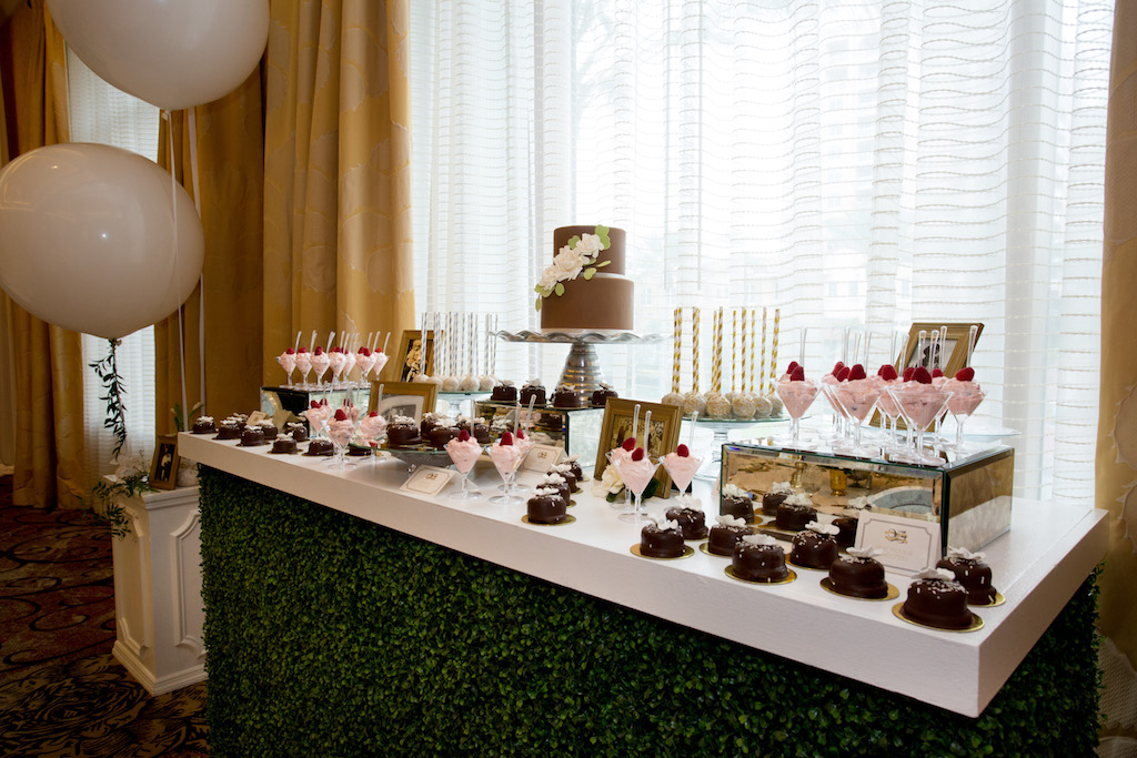 95 Birthday Party Cake Dessert Table